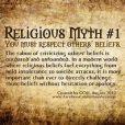 myths and relgion