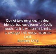 Gods revenge